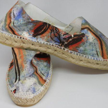 espadrille courougnon pour sandales concha