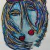 tableau de courougnon la fete bleu