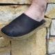 espadrille homme mule noir sandales concha luzespadrille